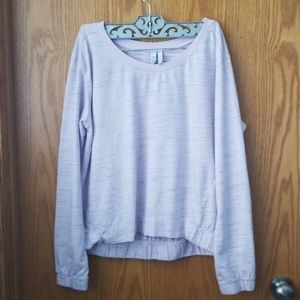 Zella sweatshirt